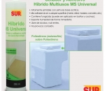 Nuevo Sellador y Adhesivo Multiusos