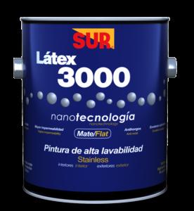 LÁTEX MATE 3000