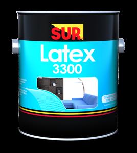 LÁTEX SEMIBRILLANTE 3300