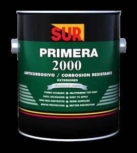 PRIMERA 2000 PRIMARIO ANTICORROSIVO