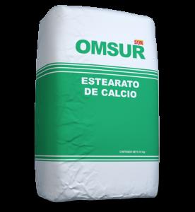 OMSUR ESTEARATO DE CALCIO EN POLVO