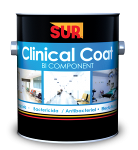 CLINICAL COAT BI-COMPONENTE BRILLANTE