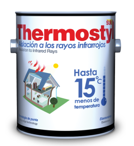 THERMOSTYL BLANCO