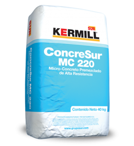 CONCRESUR MC 220