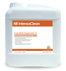NIT INTENSACLEAN INDUSTRIAL DEGREASER 10