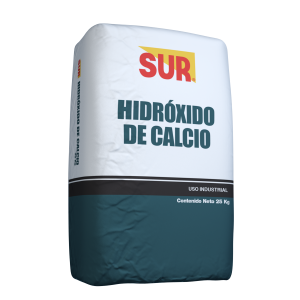 SUR HIDRÓXIDO DE CALCIO
