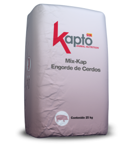 MIX-KAP ENGORDE DE CERDOS