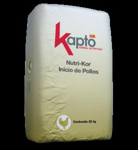 NUTRI-KOR INICIO DE POLLOS