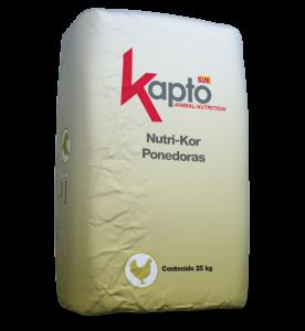 NUTRI-KOR PONEDORAS