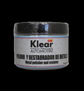 KLEAR PULIDOR Y RESTAURADOR DE METALES