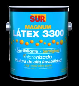 MAGNUM LATEX SEMIBRILLANTE 3300