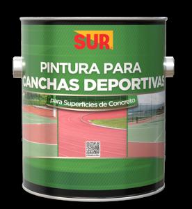 PINTURA PARA CANCHAS DEPORTIVAS