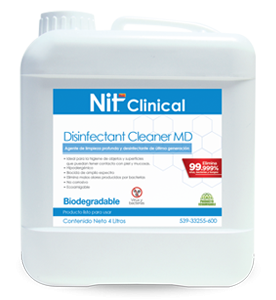 DISINFECTANT CLEANER MD