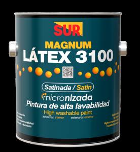 MAGNUM LÁTEX SATINADA 3100