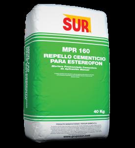 REPELLO CEMENTICIO PARA ESTEREOFÓN MPR 160