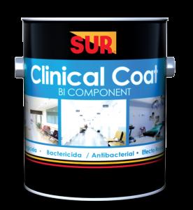 CLINICAL COAT BI-COMPONENTE BRILLANTE