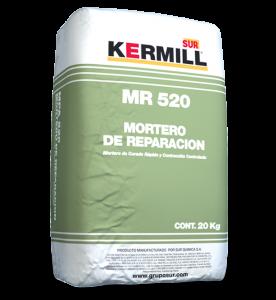 MORTERO DE REPARACIÓN MR 520