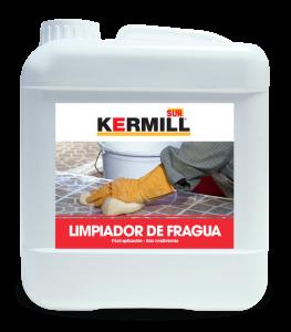LIMPIADOR DE FRAGUA