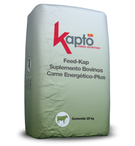 FEED-KAP SUPLEMENTO BOVINOS CARNE ENERGÉTICO PLUS