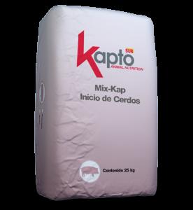 MIX-KAP INICIO DE CERDOS