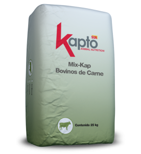 MIX-KAP BOVINOS DE CARNE