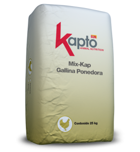 MIX-KAP GALLINA PONEDORA