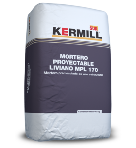 MORTERO PROYECTABLE LIVIANO MPL 170