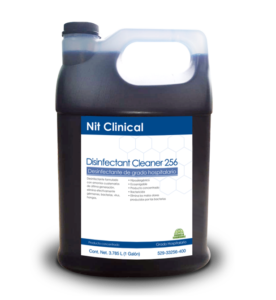 CLINICAL DISINFECTANT CLEANER 256 OXY