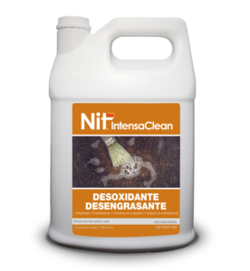 DESOXIDANTE/DESENGRASANTE