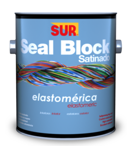 SEAL BLOCK SATINADO