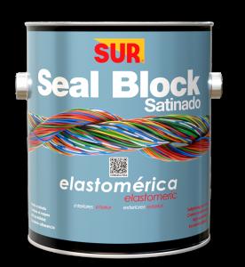 SEAL BLOCK SATINADO