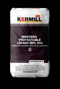 MORTERO PROYECTABLE LIVIANO MPL 550